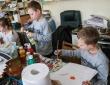 Ferie w CSiK: otwarta pracownia plastyczna