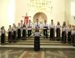 Koncert chóralny Matki Boskiej Częstochowskiej