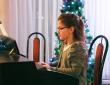 Koncert kolęd i pastorałek w wykonaniu uczniów ogniska muzycznego