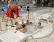 Mikołajki z CSiK - zabawy na basenie